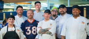 The chefs.